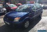 2007 Ford Fusion 1.4 Style 5dr [Climate] 5 door Hatchback  for Sale